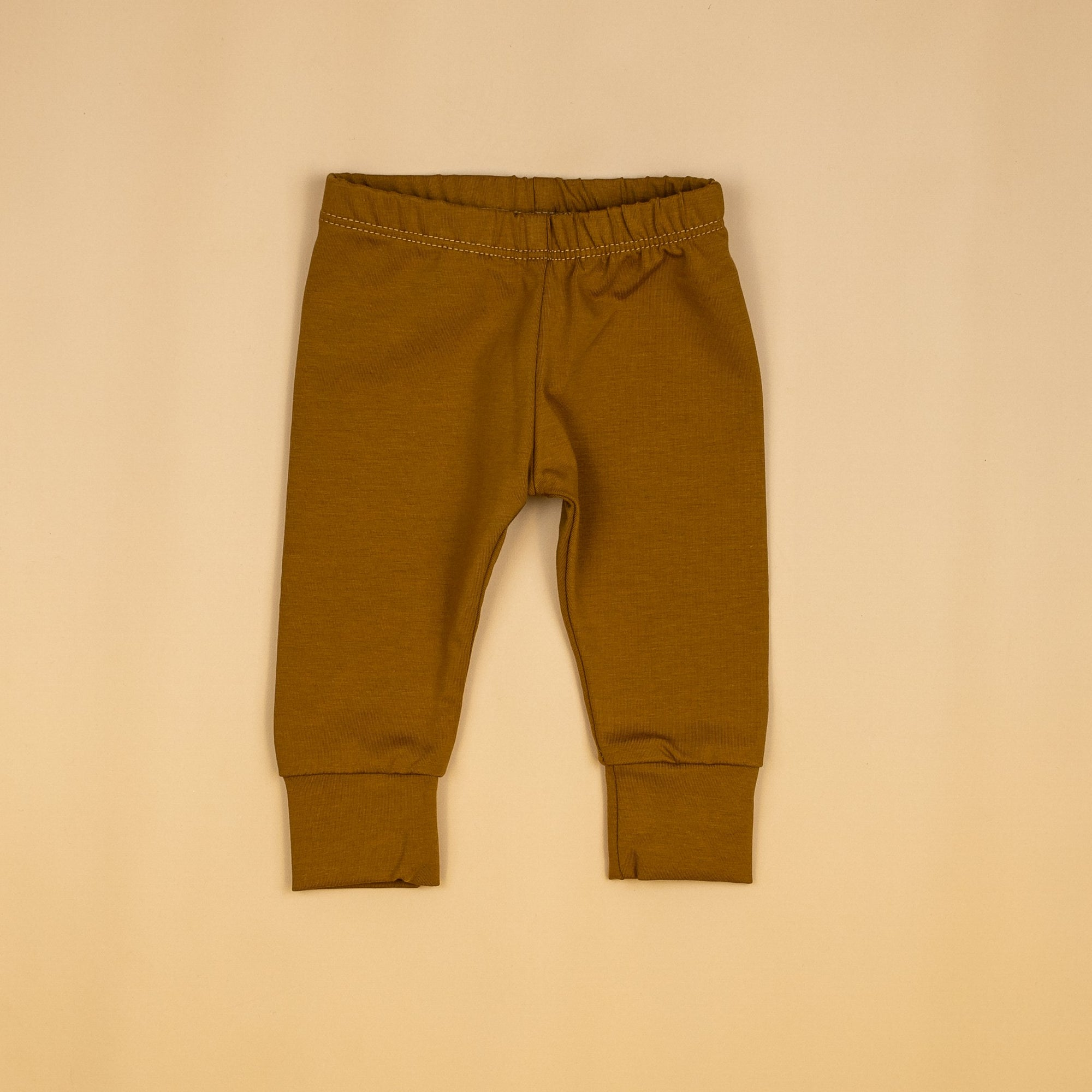 Cuddle Sleep Dream Joggers SOLID Gingerbread Slim Joggers