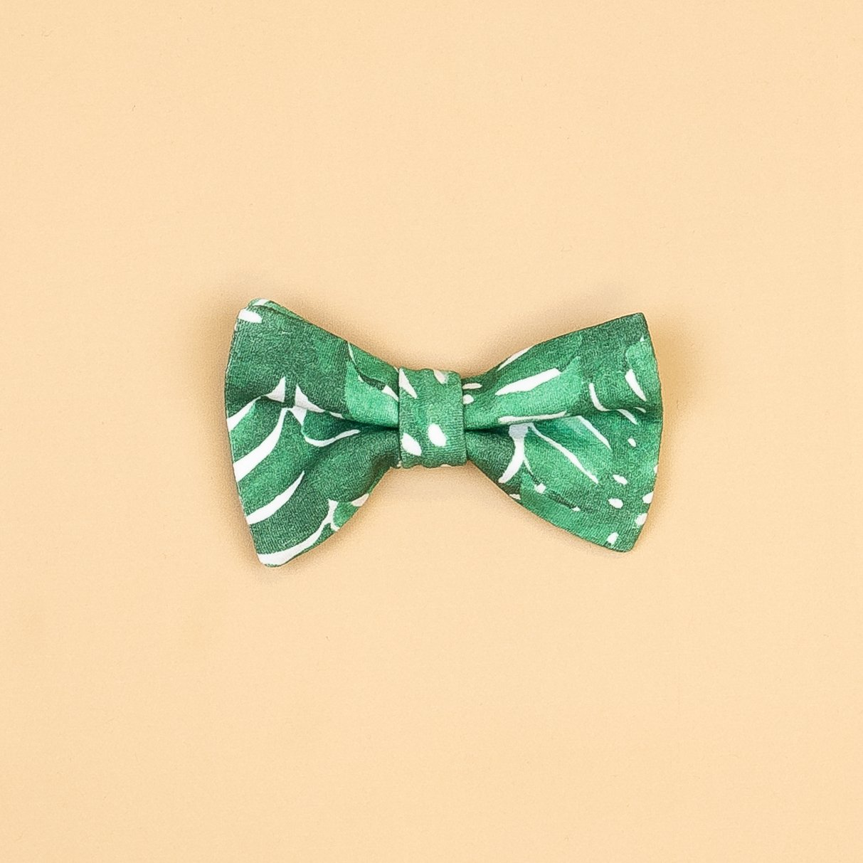 Cuddle Sleep Dream Tropical Snap On Bowtie