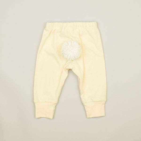 Cuddle Sleep Dream Classic Pants While Tail Pants | Cream