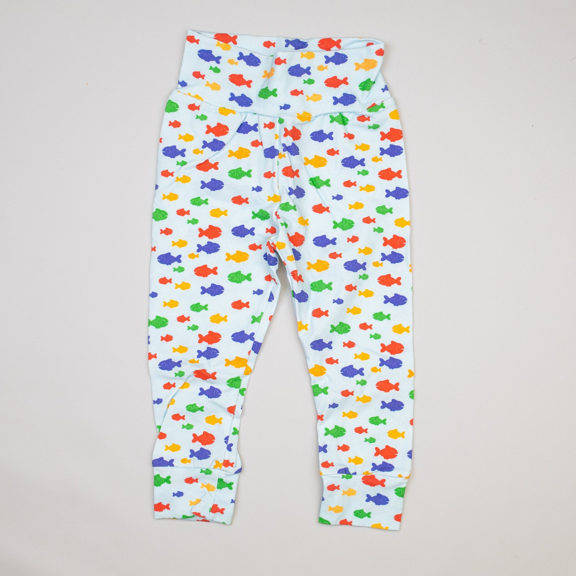 Cuddle Sleep Dream Pants Fish Leggings
