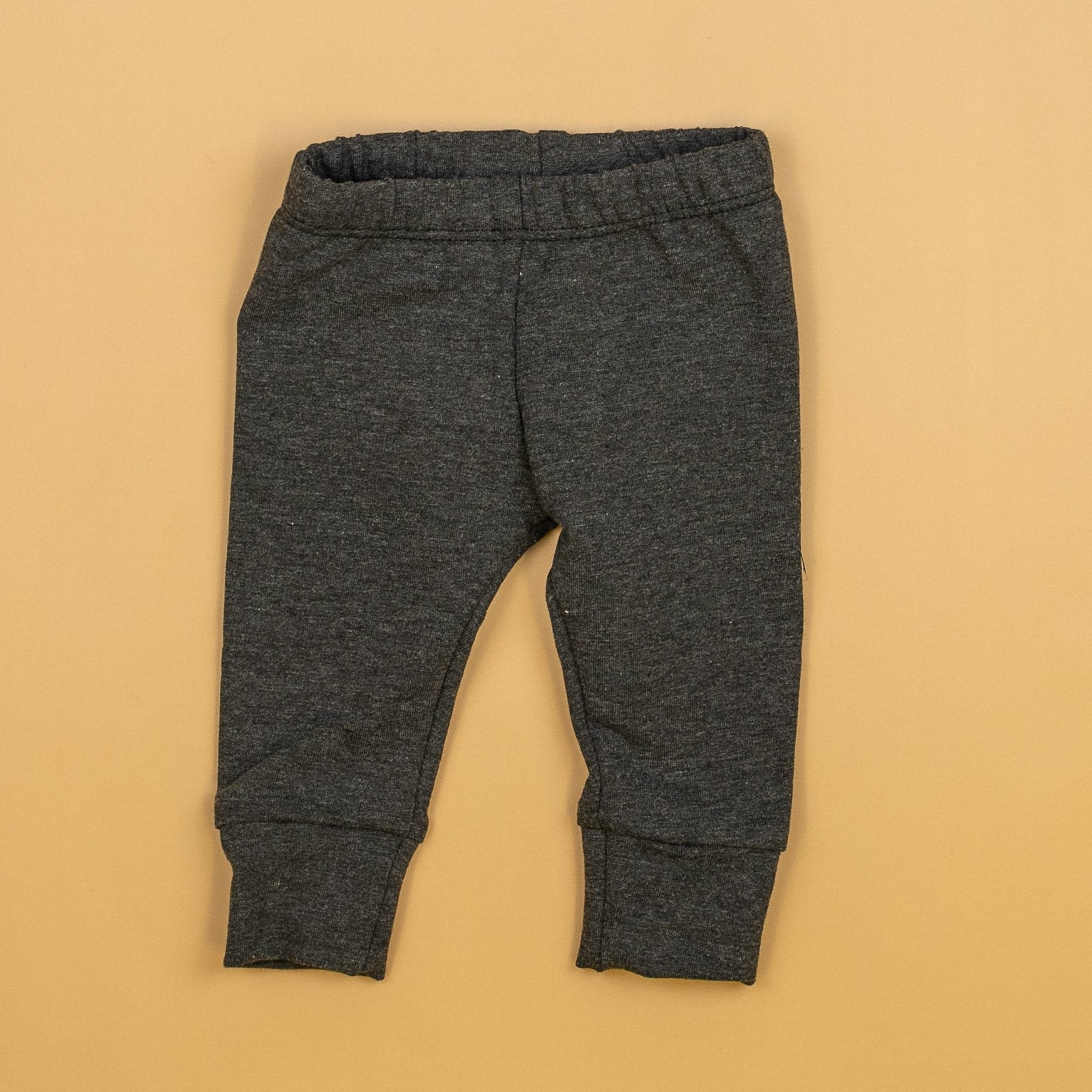 Cuddle Sleep Dream Harems Charcoal French Terry Slim Joggers
