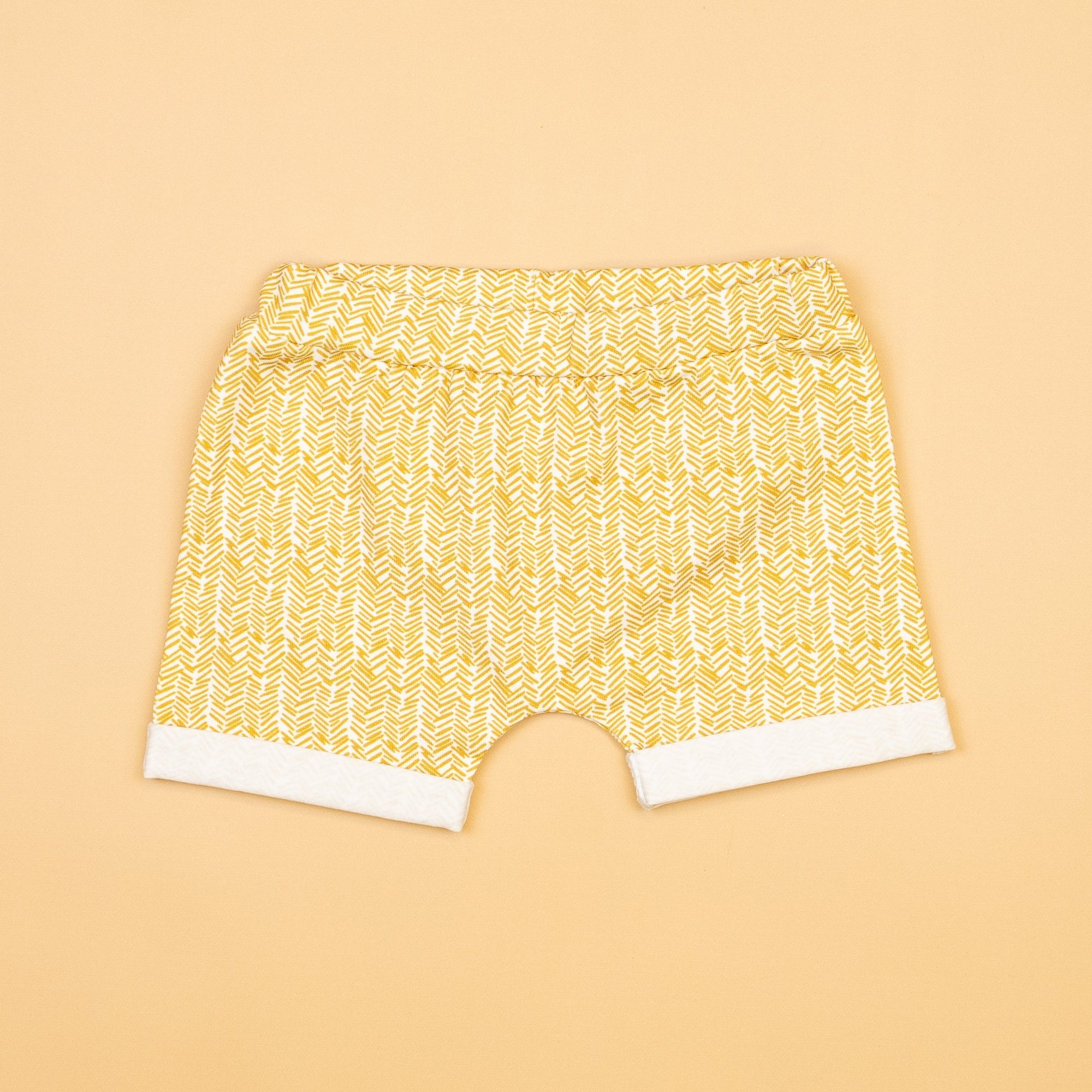 Cuddle Sleep Dream Nest Rolled Hem Shorts
