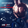 Importance of Not Overtraining in the Gym