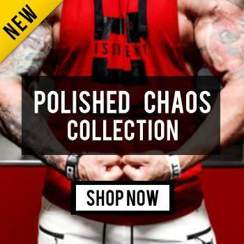 Polished Chaos Dissident Gym Wear