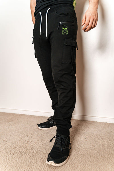 ALIEN/DSDNT Tactical Joggers Black