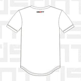 Performance Tee - Be Dissident. Be You! - White