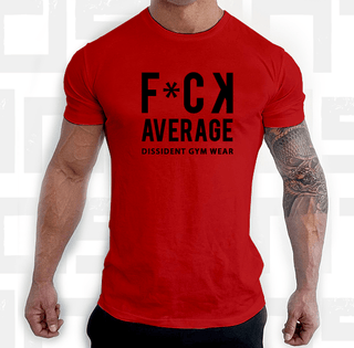 Men's Tee - F*CK AVERAGE