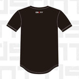 Performance Tee - F*CK AVERAGE -Black
