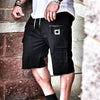 DSDNT Tactical Jogger Shorts Black