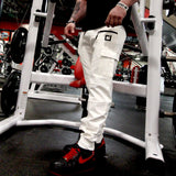 DSDNT Tactical Joggers Off White