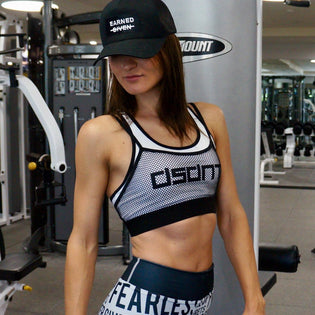 DSDNT Mesh Sports Bra