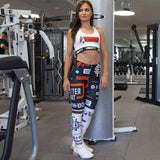 DSDNT Kaotic Leggings