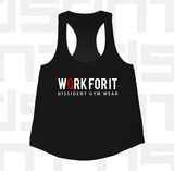 Ladies' Tank - Work For It