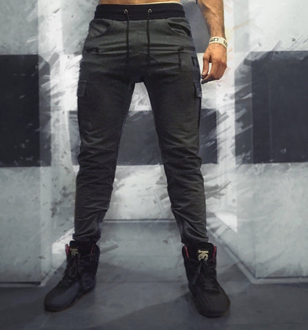 DSDNT Tactical Joggers Ash Grey/Black