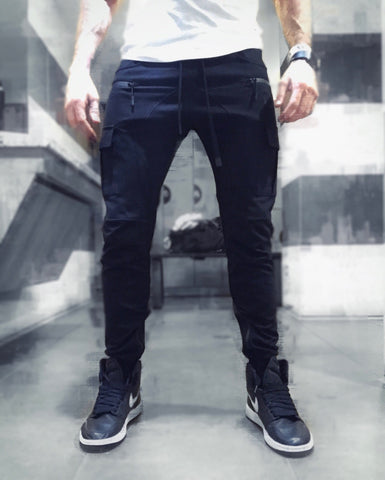 DSDNT Tactical Joggers Black