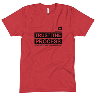 Trust The Process - RED
