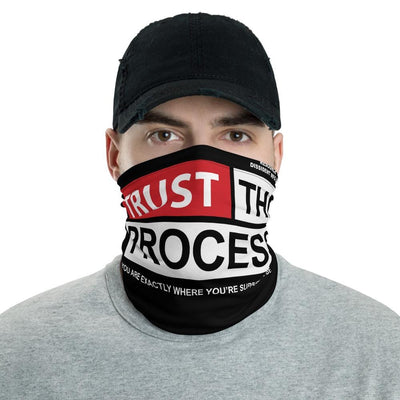 Trust The Process Face Mask