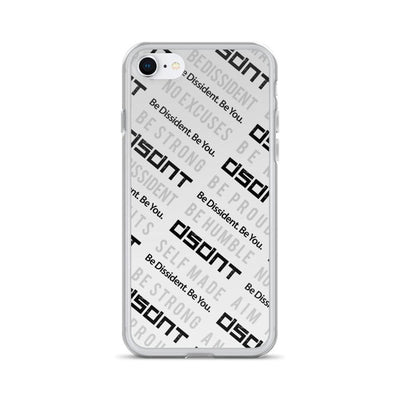 Be Dissident iPhone Case