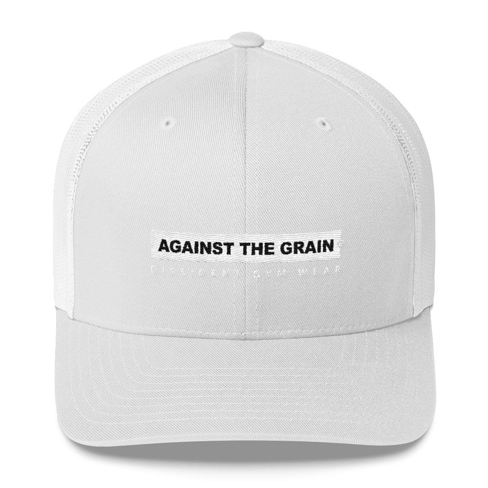 Against The Grain Low Profile Mesh Cap