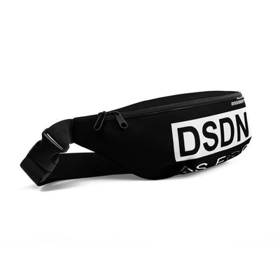 DSDNT AF Tactical Satchel - Black