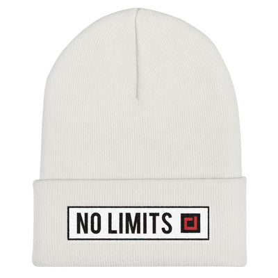 No Limits Cuffed Beanie