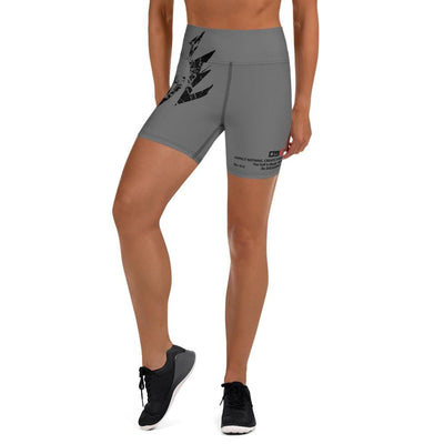 Self Made Compression Shorts Grey