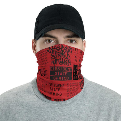 Self Made Mask Red