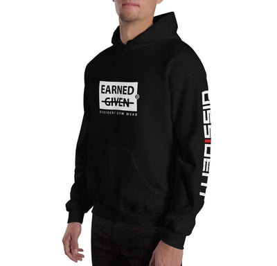 EARNED Hooded Sweatshirt