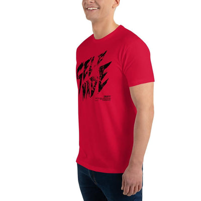 Self Made T-shirt Red