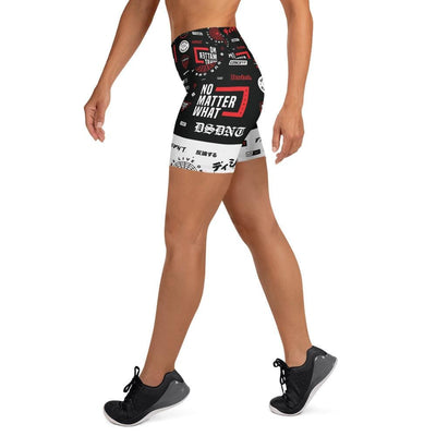 Kaotic Shorts black