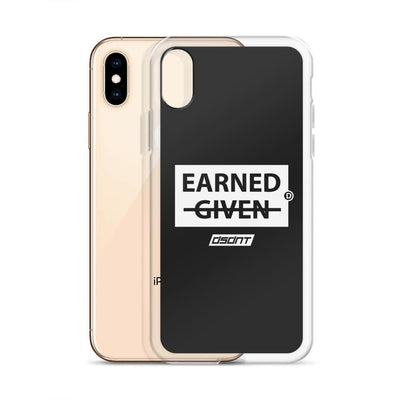 Earned iPhone Case