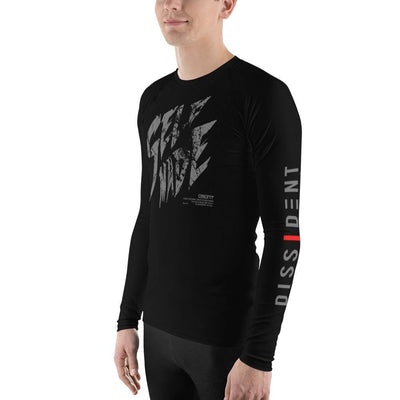 Self Made Men's Rash Guard