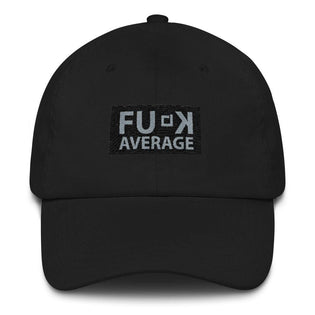 Low Profile F*CK Average Cap