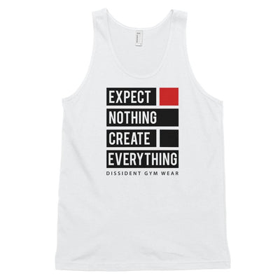 Expect Nothing Tank Top