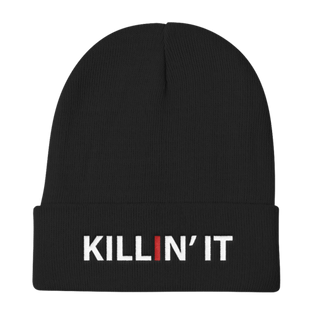 Beanie - Killin' It Knit