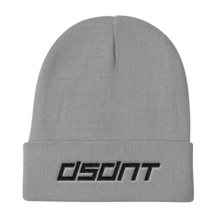 Beanie - DSDNT Grey Knit