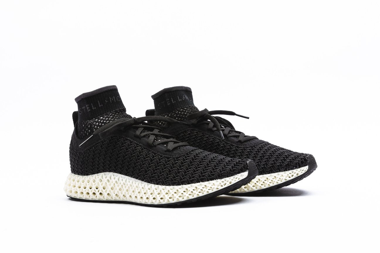 adidas by Stella McCartney Alphaedge 4D - Core Black #BB7959-Preorder Item-Navy Selected Shop