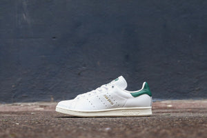 adidas Stan Smith - Footwear White/Collegiate Green #CQ2871-Preorder Item-Navy Selected Shop