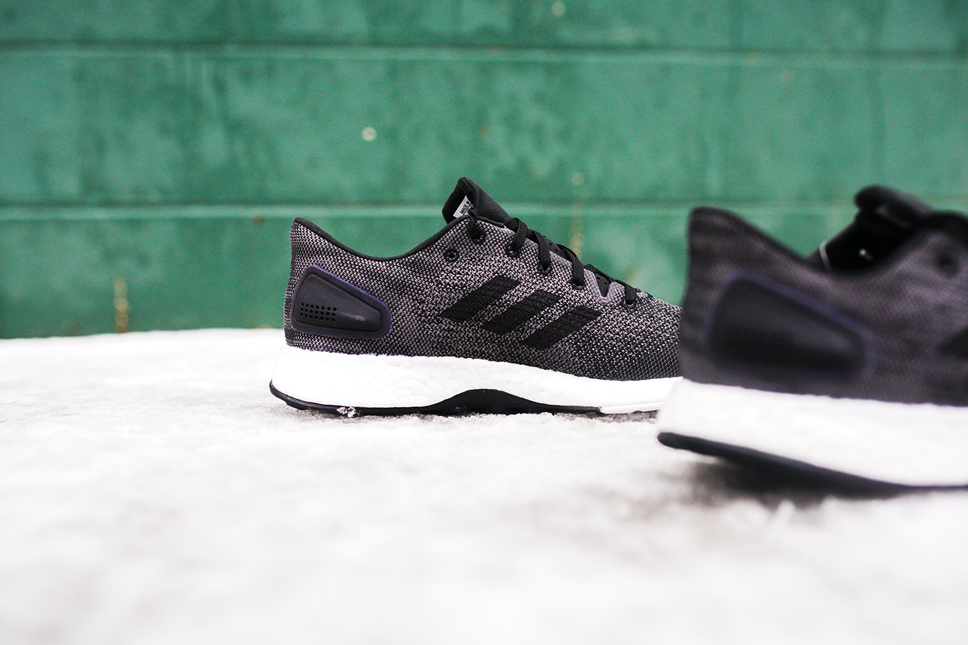adidas Pure Boost DPR - DGH Solid Grey/Footwear White/Core Black #BB6291-Preorder Item-Navy Selected Shop