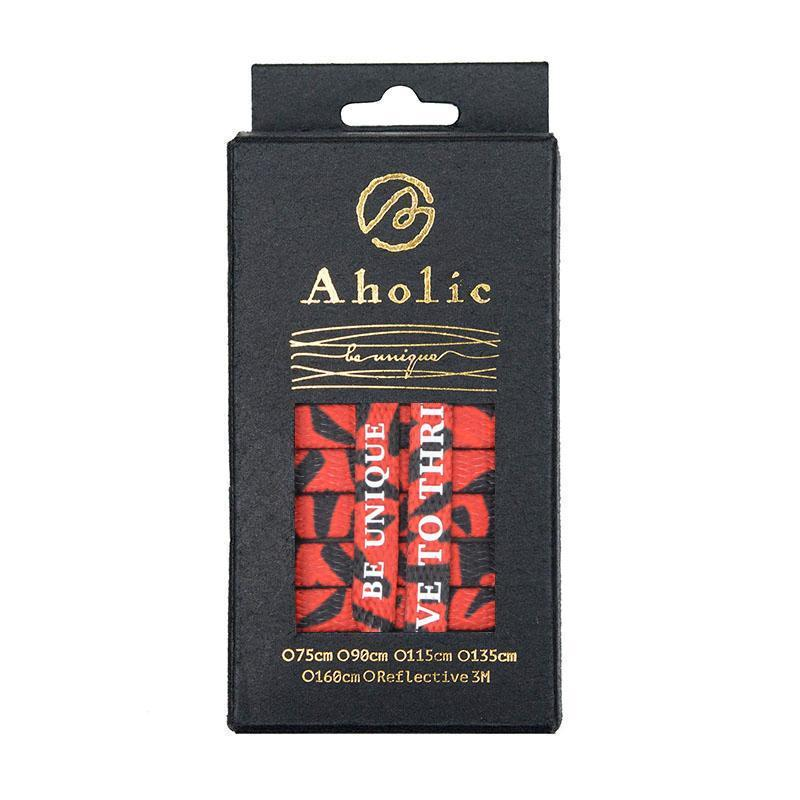 "DR.T X Aholic 聯名紀念款 - 紅 ""限量發售 - Limited Stock""-Shoelaces-Navy Selected Shop"
