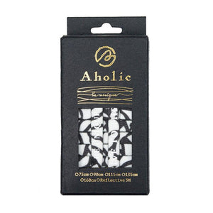 "DR.T X Aholic 聯名紀念款 - 白 ""限量發售 - Limited Stock""-Shoelaces-Navy Selected Shop"