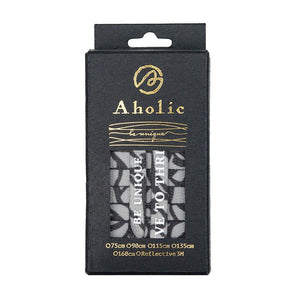 "DR.T X Aholic 聯名紀念款 - 灰 ""限量發售 - Limited Stock""-Shoelaces-Navy Selected Shop"