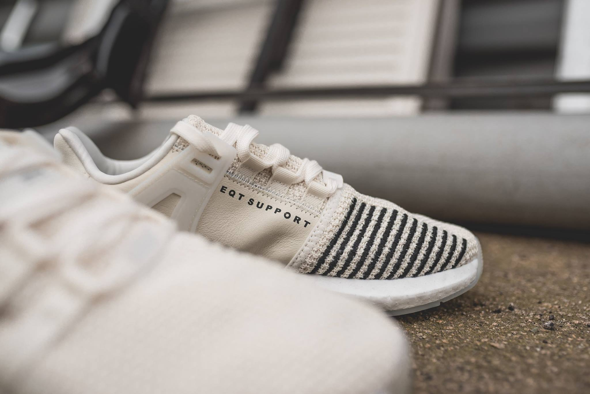 adidas EQT Support 93/17 - Off White/Footwear White #BZ0586-Preorder Item-Navy Selected Shop