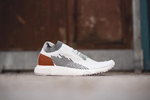 "adidas NMD Racer Primeknit ""Monaco"" - Footwear White/Core Black/St Redwood #AC8233-Preorder Item-Navy Selected Shop"