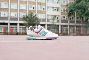 New Balance OM576GPM Made in England-Preorder Item-Navy Selected Shop
