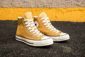 Converse Chuck 70 Classic High Top - Sunflower/Black/Egret #162054C-Preorder Item-Navy Selected Shop