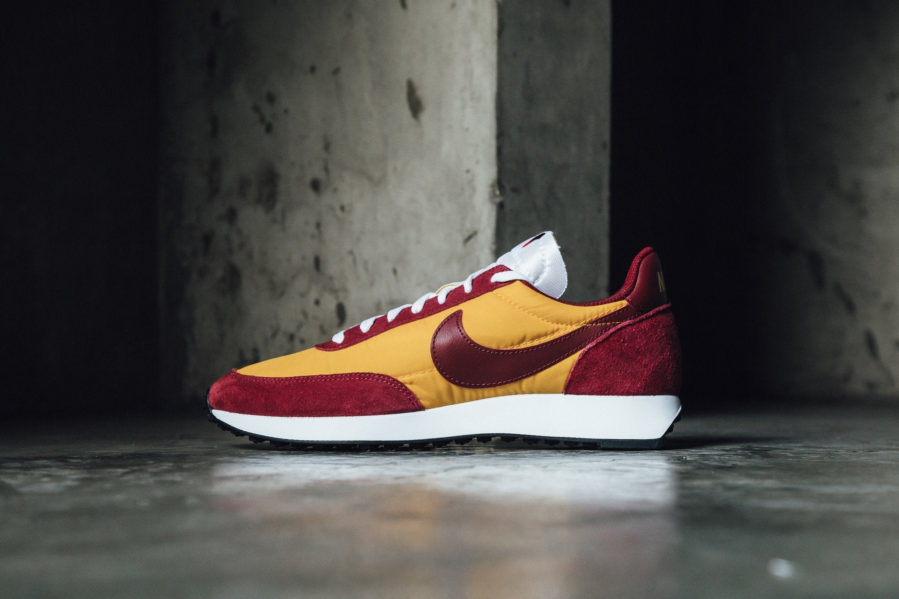 Nike Air Tailwind 79 - University Gold/Team Red/White/Black #487754-701-Preorder Item-Navy Selected Shop