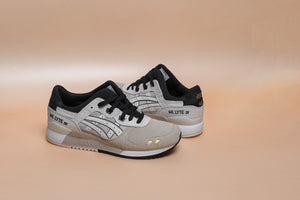 Asics Gel Lyte III - Feather Grey/Birch #1191A201-021-Preorder Item-Navy Selected Shop