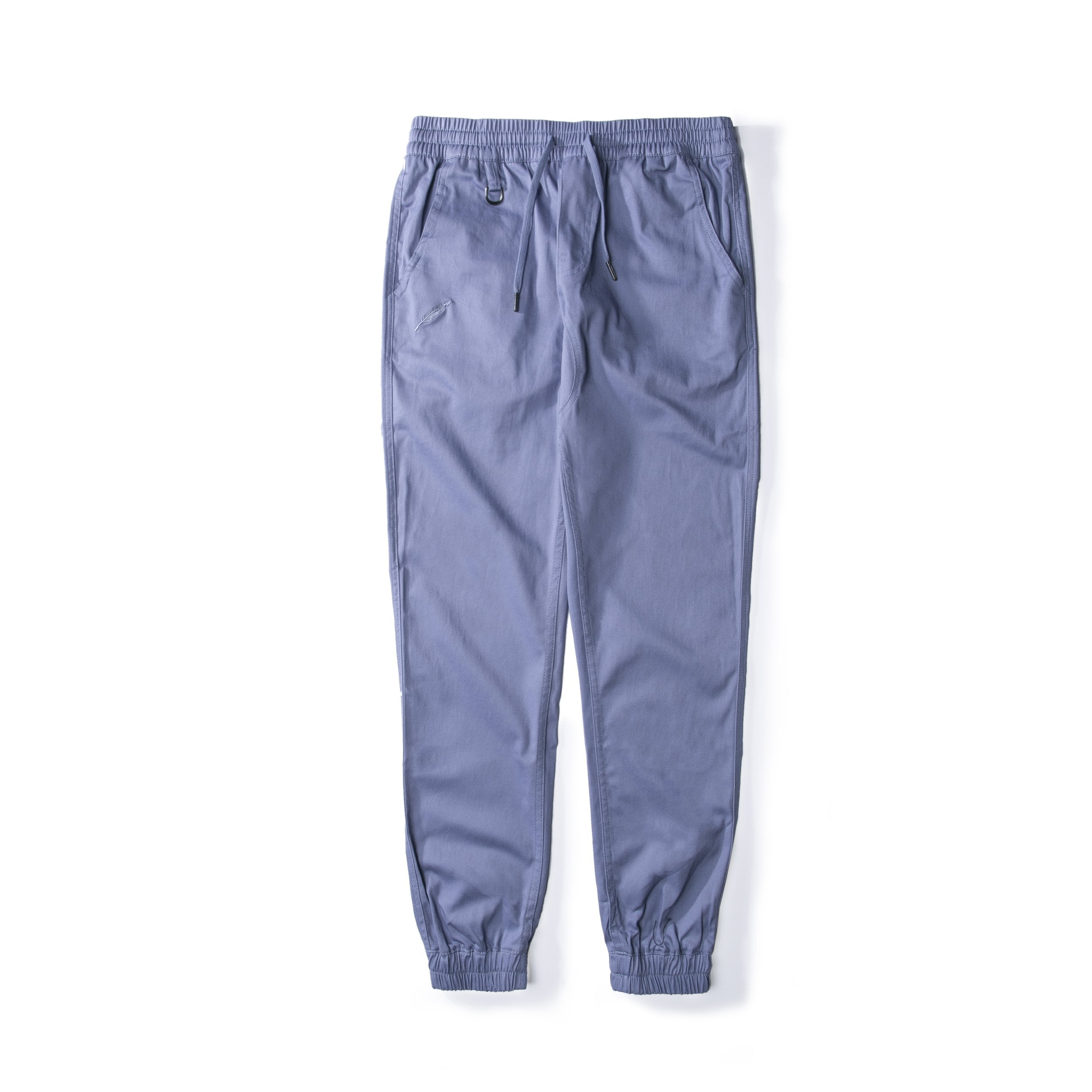 Publish Sprinter Jogger - Silvery Blue-Pants 褲款-Navy Selected Shop