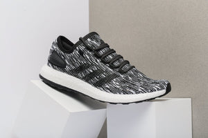 adidas Pure Boost - Core Black/Footwear White #BB6280-Preorder Item-Navy Selected Shop